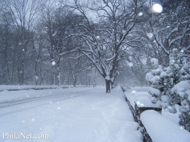 Montgomery County, PA Snow Storm
