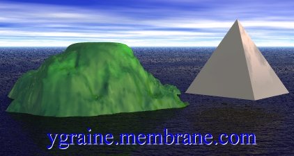The Mind's Eye @ Membrane.com